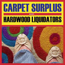 Carpet Surplus & Hardwood Liquidators